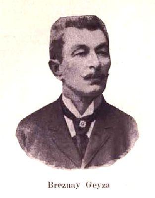 Breznay Geyza