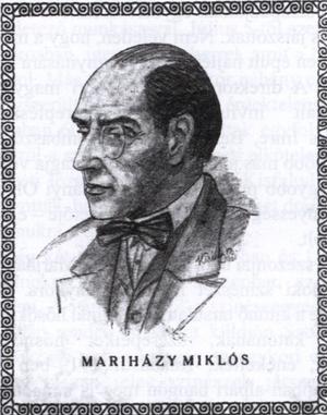 Mariházy Miklós