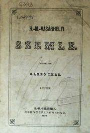 Garzó Imre folyóirata