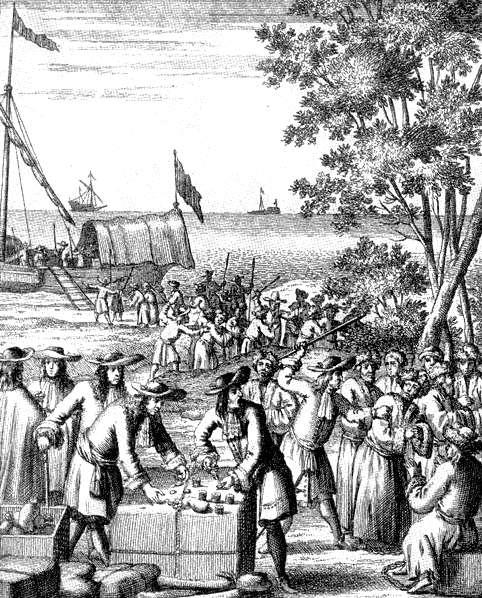 Az elitélt protestáns lelkészeket eladják gályarabnak